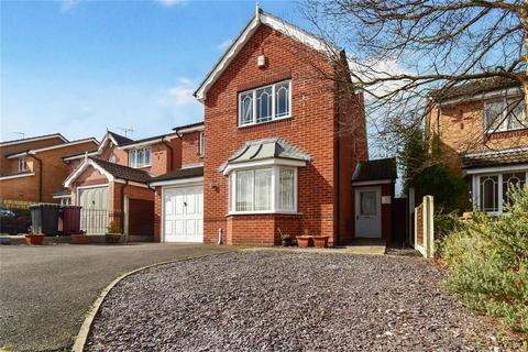 4 bedroom detached house for sale - Honeysuckle Drive, South Normanton, ALFRETON, Derbyshire