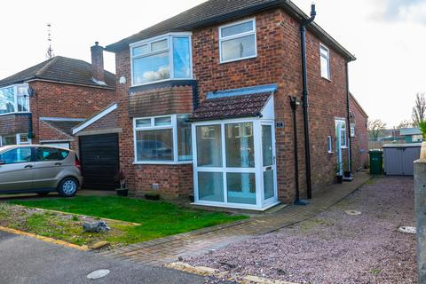 3 bedroom detached house for sale - Cross O'Cliff Close, Lincoln, LN5