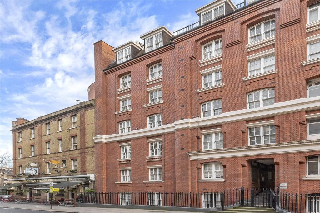 Queen Alexandra Mansions, Judd Street, London 1 bed flat ...