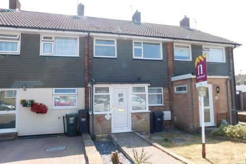 3 bedroom terraced house to rent - Attfield Walk, , Eastbourne, BN22 9LE
