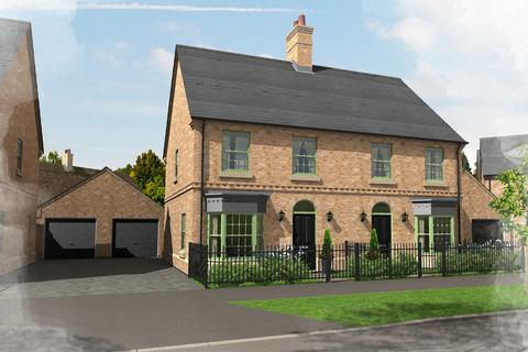 3 bedroom terraced house for sale - Plot 33, Brampton Park, Brampton