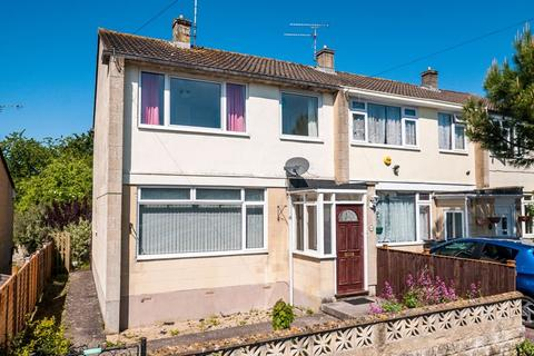 3 bedroom end of terrace house for sale - Weston, Bath