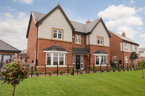 4 bedroom detached house for sale - Plot 48, Aston at Centurion Place, Warwick Road, Kibworth LE8