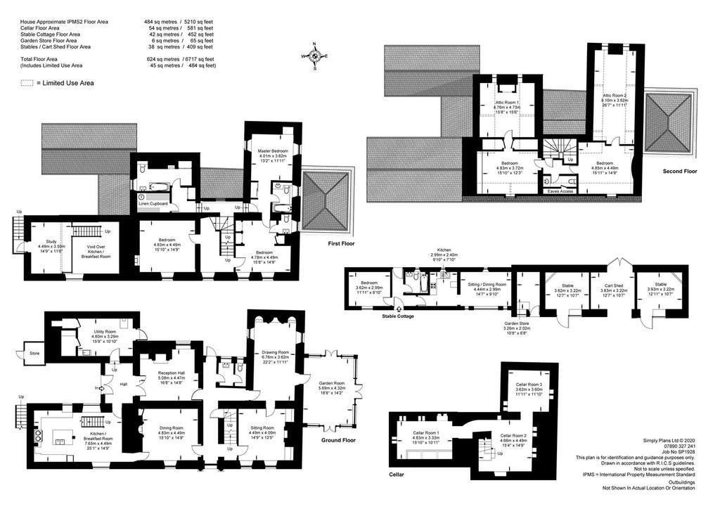 Floorplan: SP1928 Quenington House, Quenington, GL7 5 BHa.jpg