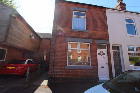 2 bedroom terraced house to rent - Gladstone Street, Beeston, NG9 1FP