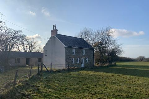4 bedroom property with land for sale - Synod Inn, Llandysul, SA44