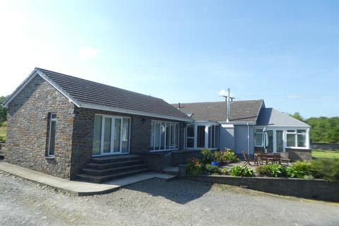 4 bedroom property with land for sale - Aeron Valley , Nr Lampeter