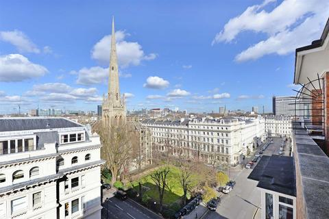 2 bedroom flat to rent - Penthouse, Barrie House, Lancaster Gate, Hyde Park W2