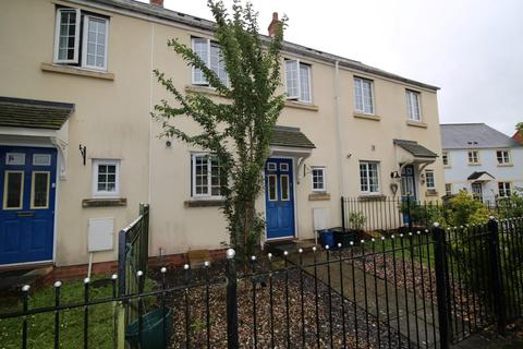 2 bedroom terraced house to rent - St. James Way, Tiverton
