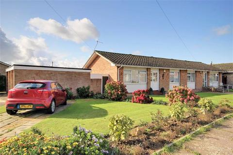 2 bedroom semi-detached bungalow for sale - Twyford Gardens, Salvington, Worthing, West Sussex, BN13