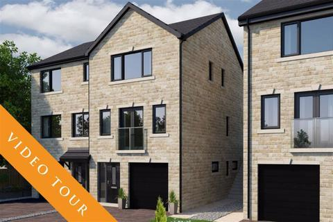 3 bedroom semi-detached house for sale - Plot 07 - Howard, Almondbury, Huddersfield, HD5