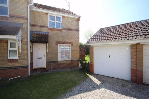2 bedroom semi-detached house for sale - Stevenson Close, Heighington, Lincoln, Lincolnshire