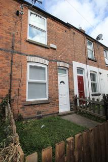 2 bedroom terraced house to rent - Gordon Grove, New Basford, Nottigham NG7 7GP