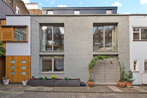4 bedroom house to rent - Gloucester Mews West, London, W2