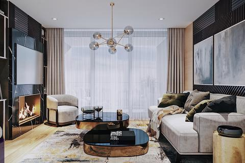 1 bedroom apartment for sale - Prince of Wales Drive , London  SW11