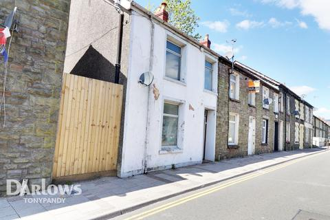 2 bedroom terraced house for sale - Ferndale CF43 3