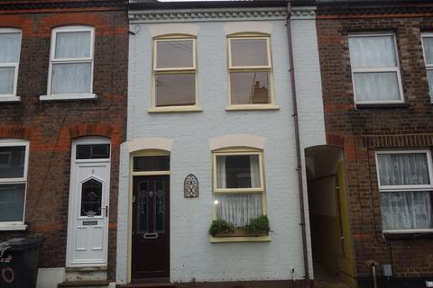 2 bedroom terraced house to rent - highbury road, luton LU3