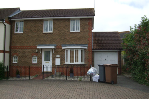 2 bedroom end of terrace house to rent - Silvester Way, Chelmsford CM2