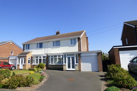 3 bedroom semi-detached house for sale - Brackendale Road, Belmont, Durham, Durham, DH1 2AB