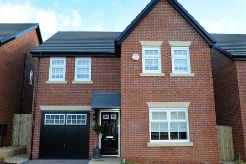 4 bedroom detached house for sale - Plot 72, Keating at Silver Hill Gardens, Lightfoot Green Lane, Lightfoot Green PR4