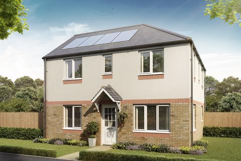 4 bedroom end of terrace house for sale - Plot 398, The Aberlour II  at The Boulevard, Boydstone Path G43