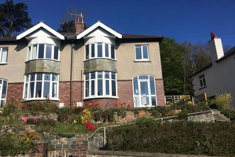 3 bedroom semi-detached house to rent - Upper Garth Road, Bangor, Gwynedd, LL57