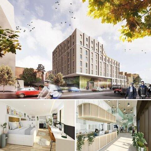 Studio to rent - Brighton, East Suusex