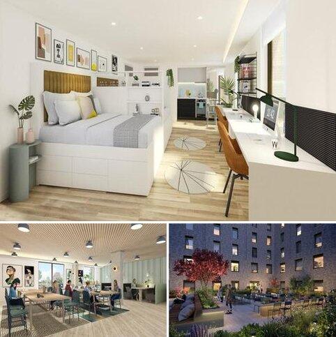 Studio to rent - Brighton, East Sussex