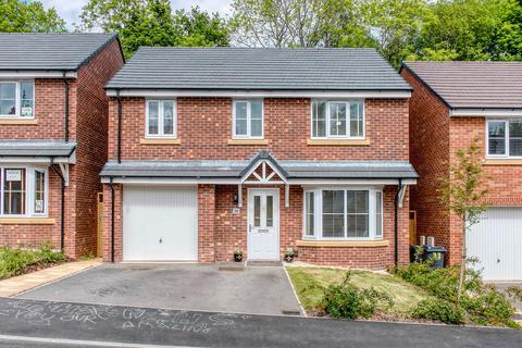 4 bedroom detached house for sale - Hawker Close, Longbridge