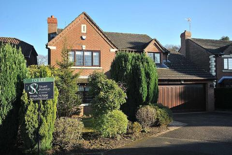 4 bedroom detached house to rent - Aylesby Close, Knutsford
