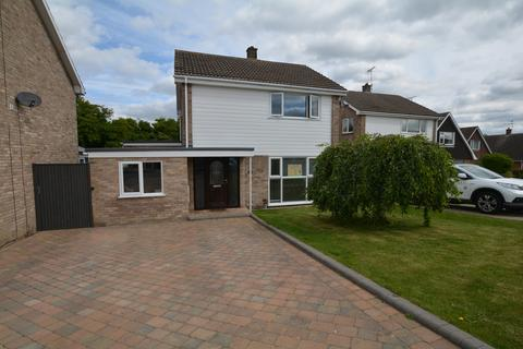 3 bedroom detached house for sale - Whomsley Close, Newark