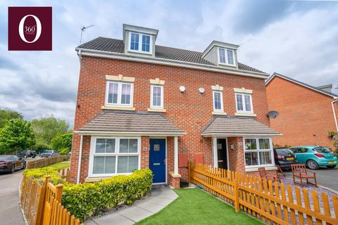 4 bedroom semi-detached house for sale - Harvey Street, Melton Mowbray, Leicestershire