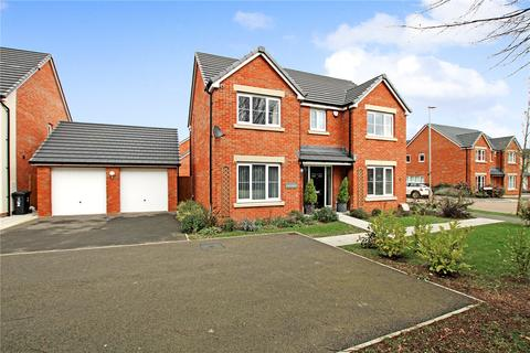 4 bedroom detached house for sale - Jutland Avenue, Upper Stratton, Swindon, Wiltshire, SN2