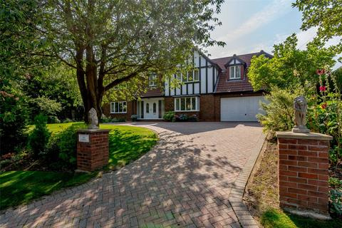 5 bedroom detached house for sale - The Gables, Station Road, Ludborough, Grimsby, DN36