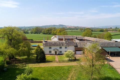 Farm for sale - Greenend Lane, Plymtree, Cullompton, Devon, EX15