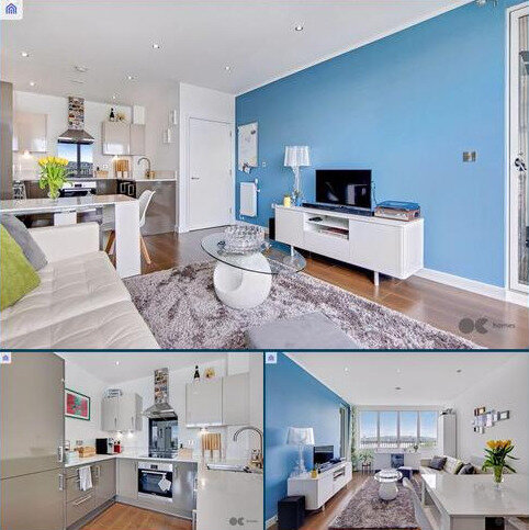 1 bedroom apartment for sale - Royal Albert Wharf, DOCKLANDS