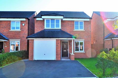 3 bedroom detached house for sale - Chelmer Way, Manchester