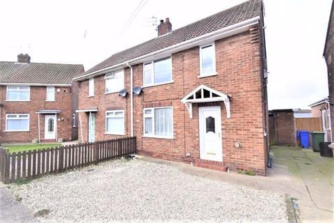 2 bedroom semi-detached house for sale - Hales Crescent, Hedon, Hull, HU12
