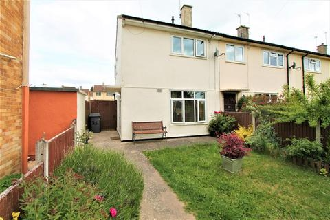 2 bedroom end of terrace house for sale - Kinsdale Drive, Thurnby Lodge, Leicester LE5