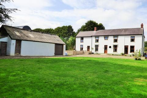7 bedroom property with land for sale - Blaenycoed Road, Bryn Iwan
