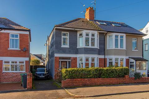 3 bedroom semi-detached house for sale - Fidlas Avenue, Cardiff