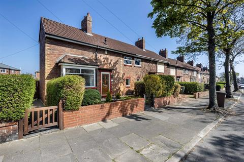 3 bedroom end of terrace house for sale - Central Avenue, North Shields