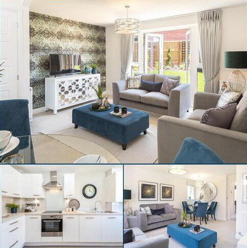 3 bedroom end of terrace house for sale - Plot 103, Norbury at Northfields Park, Off Hayes Way, Patchway BS34