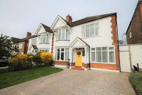 4 bedroom semi-detached house for sale - Harwood Avenue, Bromley