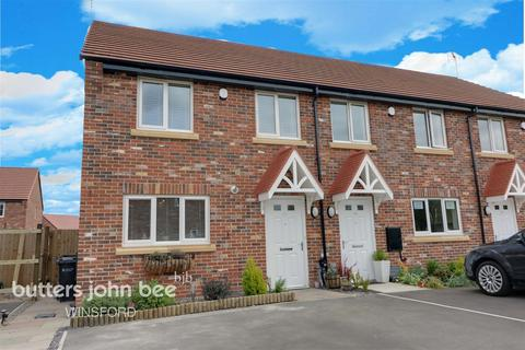 3 bedroom end of terrace house for sale - Red Poll Way, Winsford, CW7 1GB
