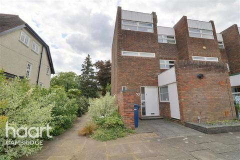 4 bedroom end of terrace house to rent - St Marks Court, Cambridge