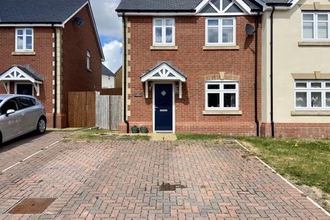 2 bedroom semi-detached house for sale - Caernarfon, Gwynedd