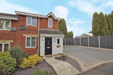 3 bedroom semi-detached house for sale - Hurricane Grove, Tunstall, Stoke-On-Trent