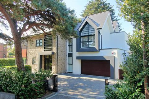 4 bedroom detached house for sale - Ravine Road, Canford Cliffs, Poole