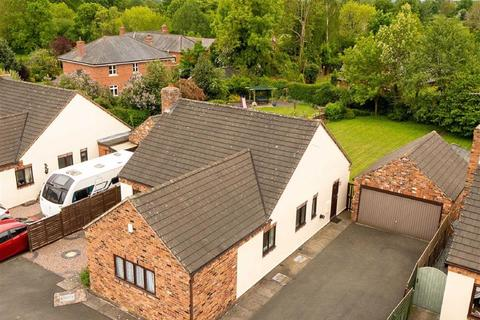 4 bedroom detached house for sale - City Lane, Four Crosses, SY22